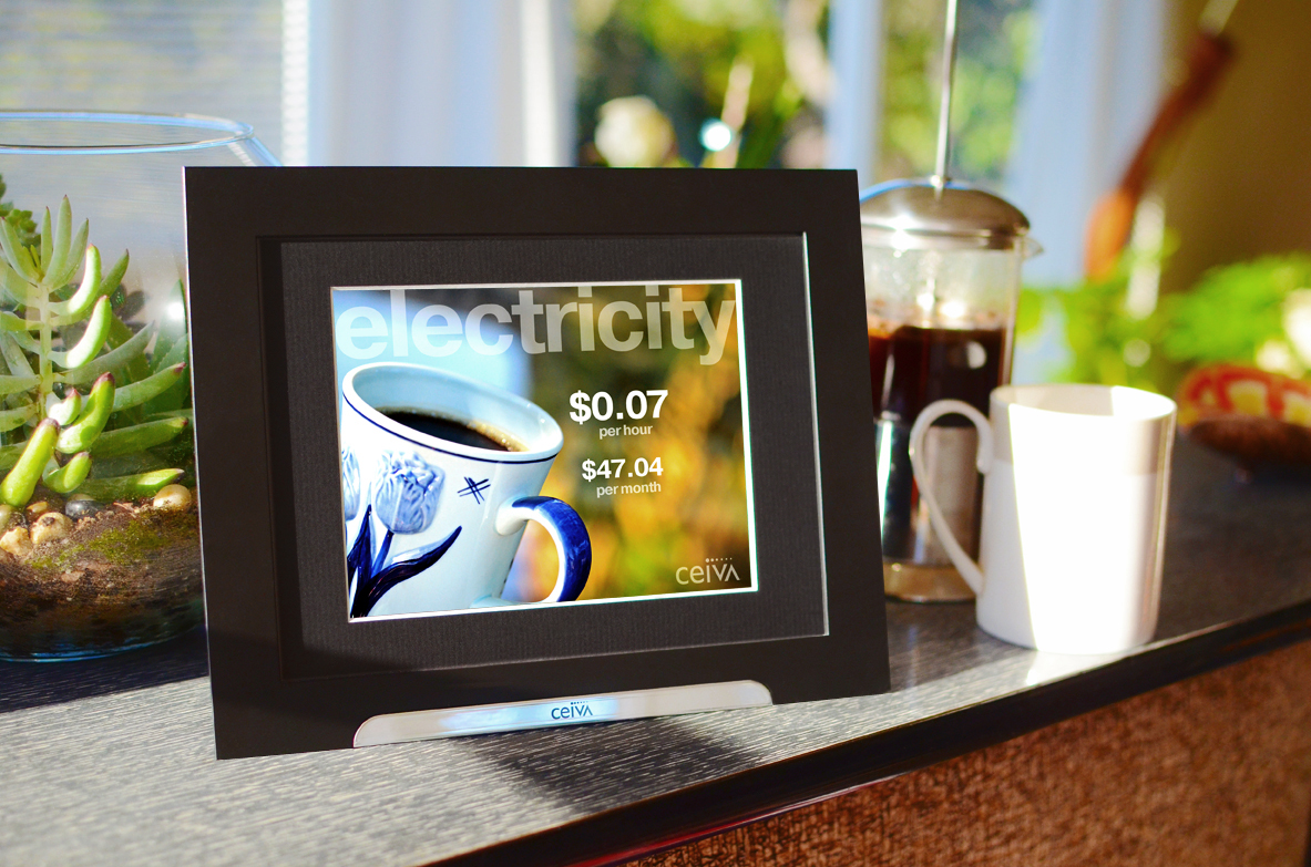 CEIVA Energy Homeview energy monitor
