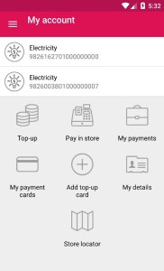 Utilita's mobile app for smart prepay energy