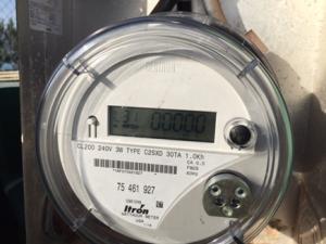 BTC Bahamas prepaid electric meter