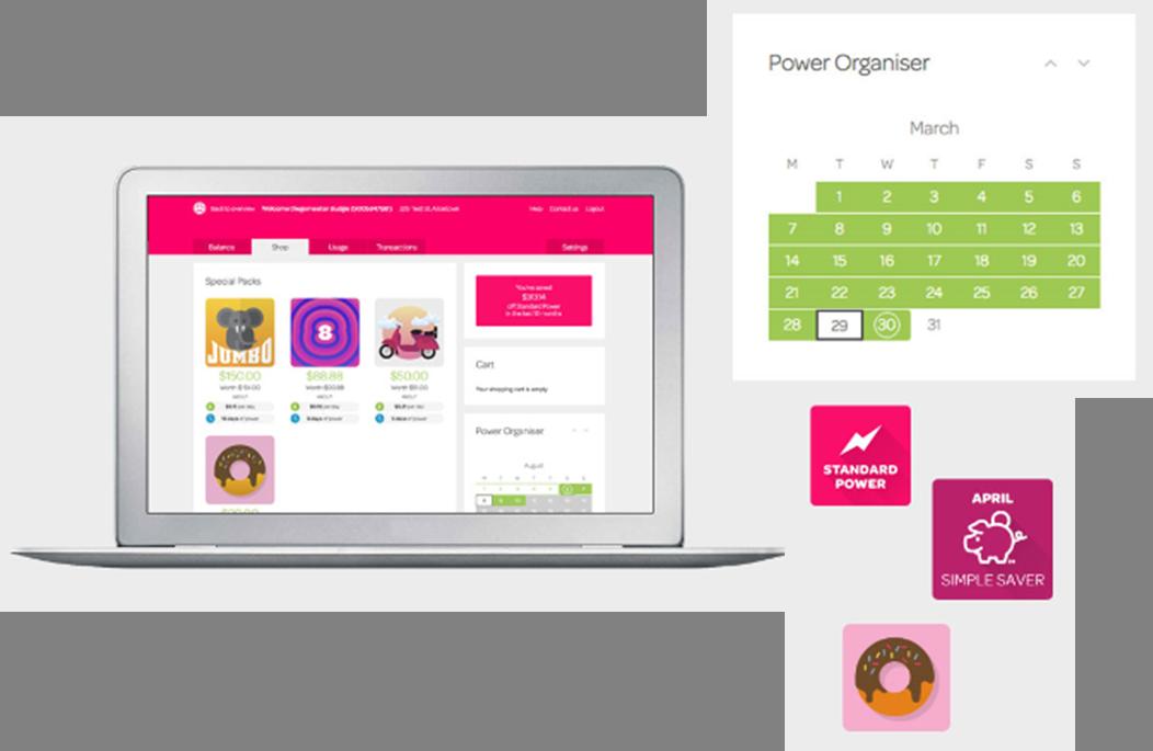 Powershop online store