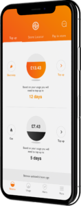 Eliq's customer engagement mobile app for E UK
